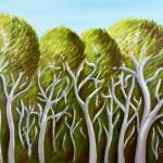 Caswell - Oil on Canvas,  76cm x 60cm