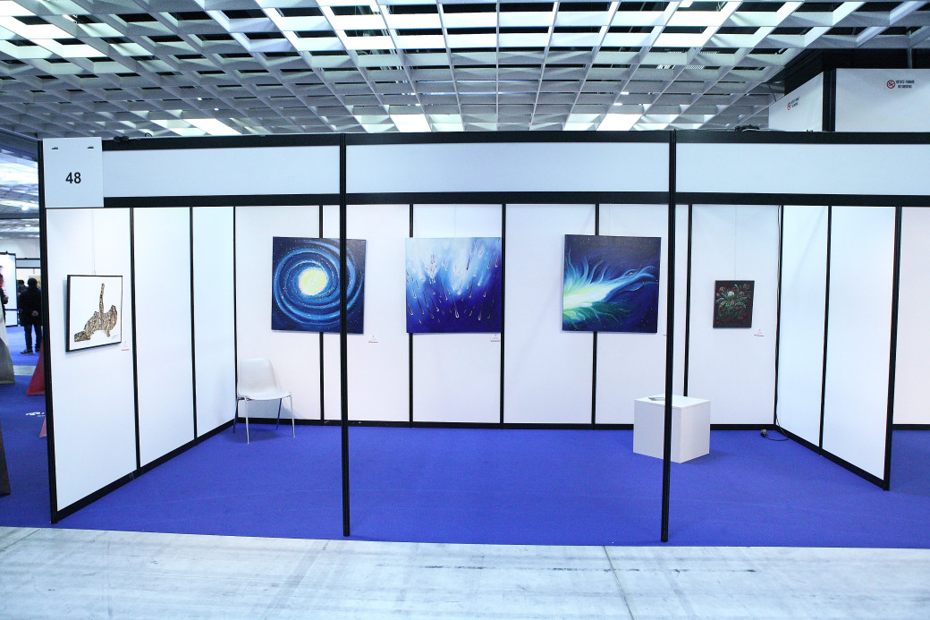Exhibition Booth in Verona