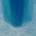 Waterfall - Oil on Canvas, 76cm x 122cm x 3.8cm