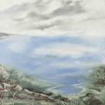 Winter Cove: Oil on Linen (60cm x 50cm)